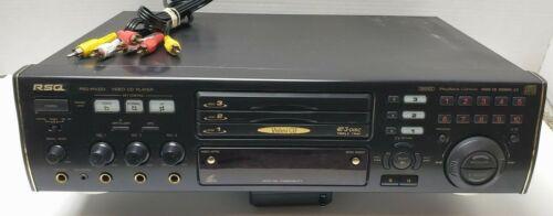 RSQ Video CD RSQ-MV333 CD-G G-VCD Karaoke Player