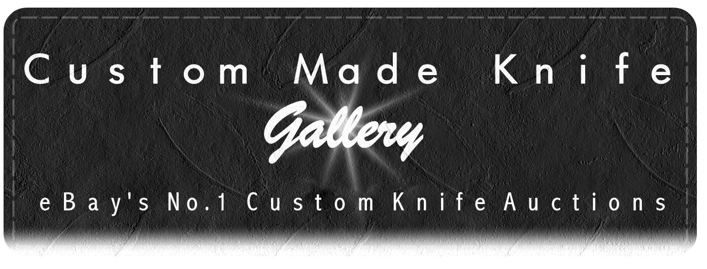 Custom Made Knife Gallery
