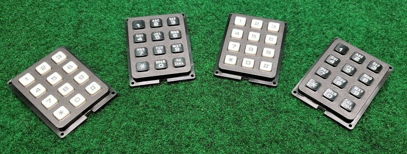 3x4 Matrix 12 Keyboard Keypad USE Keys PIC AVR Stamp Raspber