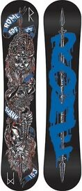 New Men's Rome Snowboard For Sale. Brand New.