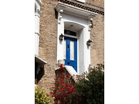 Dalston attic room, fabulous outlook and privacy n16 7td