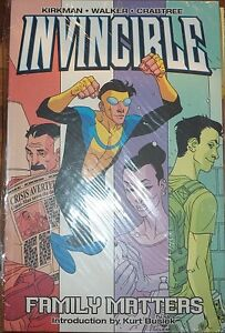Comic Trade Paperbacks - Invincible (Image)