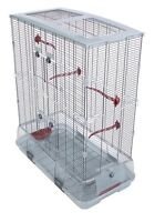 Large Double Height Vision Cage