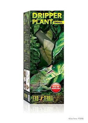 Exo-Terra Small Dripper Plant For Reptile Terrariums Rainforest Habitats PT-2490