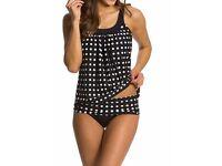 Ladies Tankini Size approximate UK 16