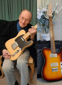 TELECASTER ~ LES PAUL STYLE.