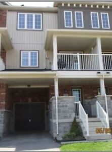 3 Storey townhome in a quiet court in Waterdown
