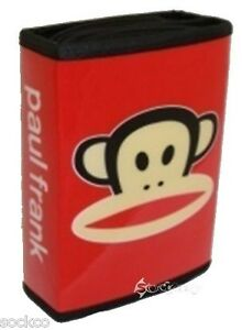Official Paul Frank 30 Piece Filled Foldout Pencil Case School New Gift