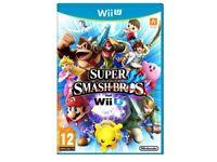 Black Nintendo Wii u