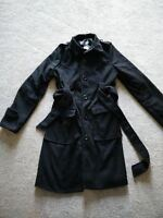 Dress Trench Coat- perfect for petites or teenagers