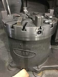 Bullard Vertical Turning Lathe, VTL