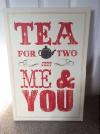Next canvas tea for two