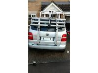 Atera Linea 3 bike rack/carrier for VW Touran