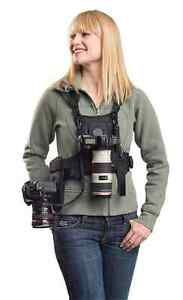 Cotton Carrier - Two Camera vest system New. $145 Negotiable