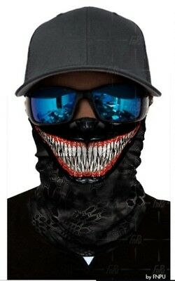 Marvel Venom Halloween Mask Mens HQ Replica FAST SHIPPING SCARY - Hq Halloween Masks