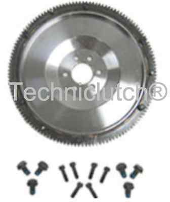 VW G60 LIGHTENED AND BALANCED STEEL FLYWHEEL 65KILOS WITH ALL BOLTS
