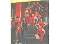 Vintage Burlesque Course Aspull