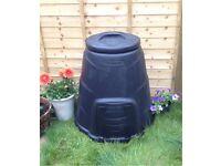 Compost Bin with Door