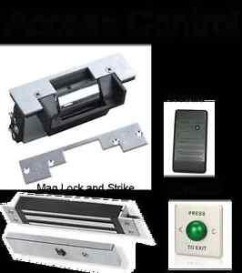 Access control, Mag lock, Apartment Door Entry System. Regina Regina Area image 2