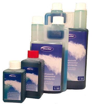 Klar Reiniger (Ultraschallreiniger Ultra-Klar Reinigungskonzentrat | Konzentrat Ultraschallbad )