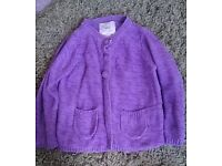 Girls M&S cardigan aged 2-3yrs