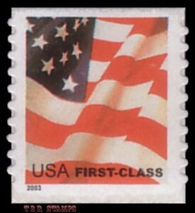 Scott-3622-CF1-Postal-Counterfeit-Nondenom-First-Class-Flag-37c-MNH-Buy-Now
