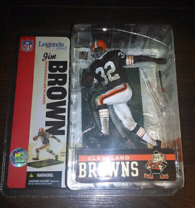 Mcfarlane Legends Series 2 Jim Brown Cleveland Browns