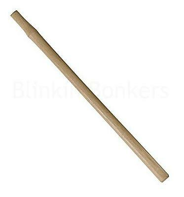 SLEDGE HAMMER HANDLE SOLID WOOD WOODEN UNIVERSAL HEAVY DUTY LONG SPARE SHAFT 35C