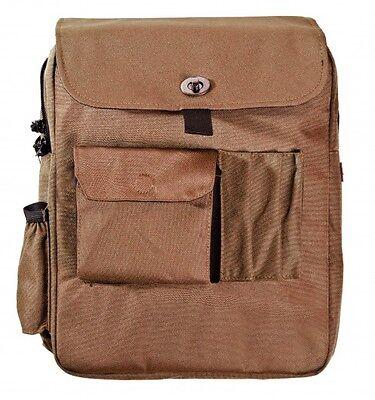 Man-PACK Classic 2.0 Brown Bag NEW Utility Bag for Men As Seen on Shark Tank
