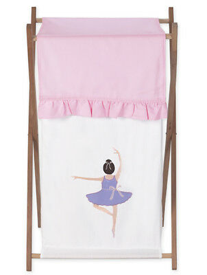 Sweet Jojo Designs Kid Baby Clothes Laundry Hamper for Balle