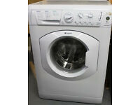 HOTPOINT AQUARIUS WASHING MACHINE - 7KG - 1600 SPIN - WITH GUARANTEE - WILL DELIVER