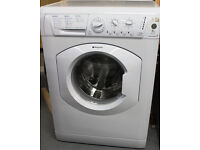 HOTPOINT AQUARIUS WASHING MACHINE - 1400 SPIN - 7KG - WITH GUARANTEE - WILL DELIVER