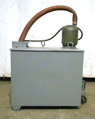 Hydraulic Power Unit Whowell 14hp Motor A-141 Frame 26 X 21 X 15 35 Gal