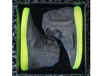 Authentic Adidas Yeezy 750 Gum Glow