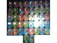 42 Pokemon Tins for sale.