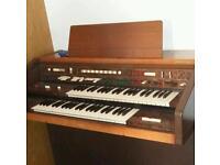Scala Electric Organ