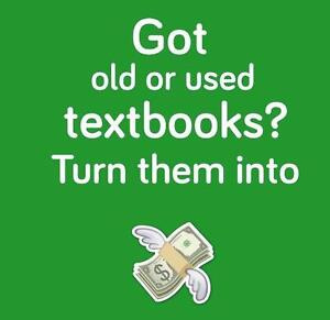 Sell Your Textbooks Once And For All!