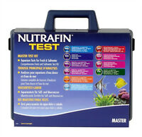 Aquaponics  Master Test Kit   10 different essental tests