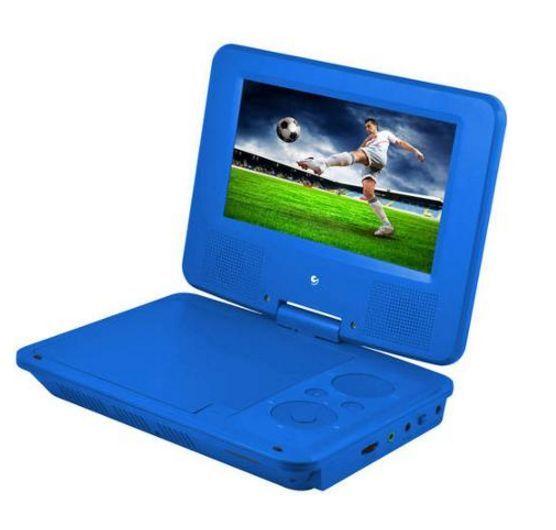 car kids travel entertainment 7 portable dvd player