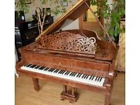 STEINWAY & SONS GRAND PIANO MODEL O for SALE