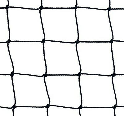8'x16' #36 Remnant Baseball Softball Batting Cage Net REMNANT NETTING CLEARANCE!