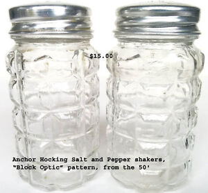 Sets of Collectible Salt  Pepper Shakers