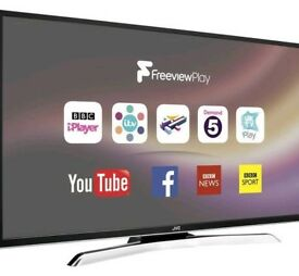 "JVC LT-43C770 43"" Smart LED TV"