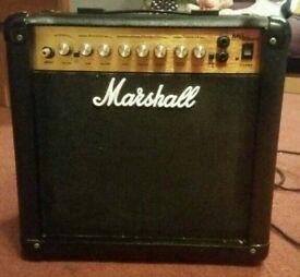 Marshall Amp/Speaker