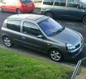£500 Clio in East London