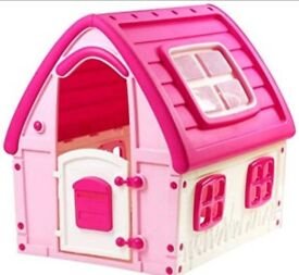 Starplay Pink Fairy Princess Garden Playhouse
