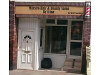 A1 licence shop or chair 4r rent