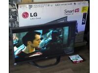 "LG 42"" SMART LED 3D HD TV FREEVIEW WIFI"