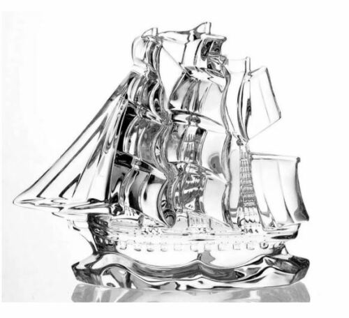 Waterford Tall Ship Collectible New In Box #40033441