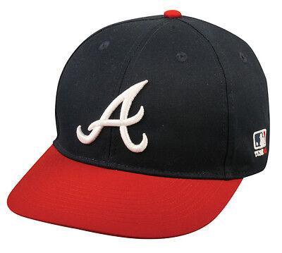 Atlanta Braves Home Baseball Cap Adjustable Youth Or Adult Hat